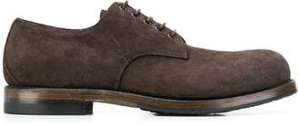 Silvano Sassetti smooth lace-up shoes