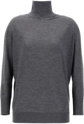 Loro Piana Cashmere-Silk Fifth Avenue Sweater