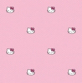 Hello Kitty Kids @ Home Wallpapers Polka Dots