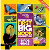 National Geographic Little Kids First Big Book Collector's Boxed Set - Birds and Bugs