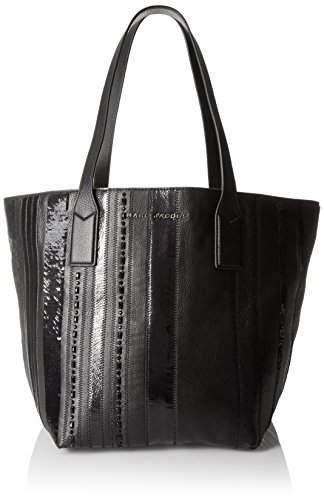 Marc Jacobs Wingman Stripes Shopping Bag