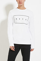 Forever 21 Nope Graphic Pullover