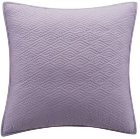 Tracy Porter Diamond Quilted Euro Sham Bedding