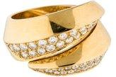 Cartier Coup D'eclat Diamond Ring