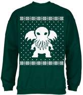 Old Glory Big Cthulhu Ugly XMAS Sweater Forest Adult Sweatshirt