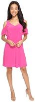 Christin Michaels Vera Cold Shoulder Dress