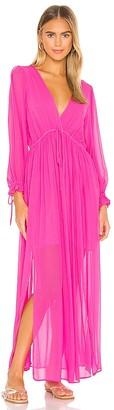 Young Fabulous & Broke Young, Fabulous & Broke Prairie Dress Dress. - size S (also
