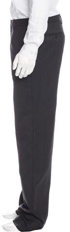 Burberry Wool Striped Dress Pants w/ Tags