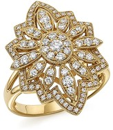 Bloomingdale's Diamond Statement Ring in 14K Yellow Gold, .80 ct. t.w.
