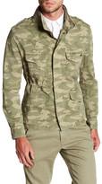 Mason Camo Field Hooded Jacket