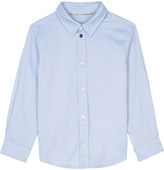 Paul Smith Negend striped trim cotton shirt 4-16 years