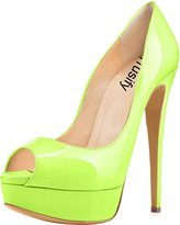 Trusify Womens 15cm Synthetic US Plus Size 4-15 Truthunder 15CM high-heel Sandals, Synthetic