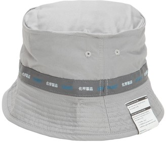 C2H4 Workwear Logo Band Bucket Hat