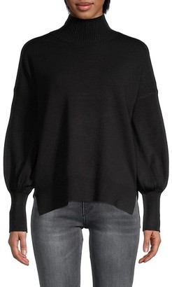 French Connection Babysoft Turtleneck Sweater