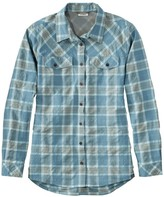 L.L. Bean L.L.Bean Women's On the Trail UPF Shirt with No Fly Zone