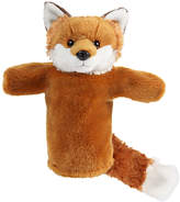 Living Nature Fox Hand Puppet Soft Toy