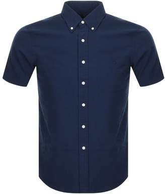Ralph Lauren Short Sleeved Shirt Navy
