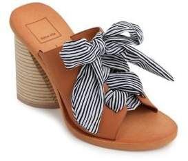 Dolce Vita Amber Bow Sandals