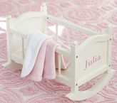 Pottery Barn Kids Doll Cradle