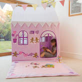 Kiddiewinkles Gingerbread Cottage And Sweet Shop Playhouse