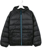 Finger In The Nose 'Snowskate' down jacket