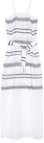 Lemlem Addis multi-stripe cover-up