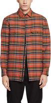 Rag & Bone Hudson Shirt Jacket – Blue Check