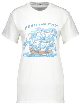 Bode Feed the Cat t-shirt