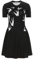 McQ by Alexander McQueen Knitted Wool Dress