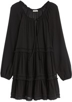 Banana Republic Eberjey | Summer of Love Sofia Coverup- Black
