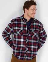 Fat Face Fleece Lined Overshirt