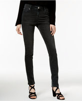 INC International Concepts Curvy Colored Wash Skinny Jeans, Created for Macy's