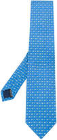 Salvatore Ferragamo turtle print tie