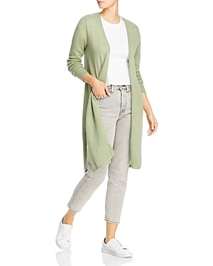 Minnie Rose Cashmere Duster Sweater
