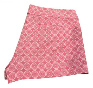 Tibi Pink Cloth Shorts