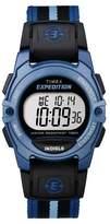 Timex Expedition® Digital Watch with Nylon Strap - Blue TW4B023009J