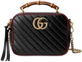 Gucci GG MARMONT BAMBOO SHOULDER BAG