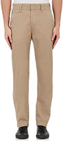 Save Khaki MEN'S COTTON TWILL SLIM CHINOS