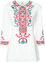 Figue Lisbette tunic - women - Cotton - XS