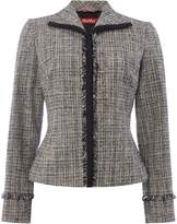 Max Mara Zinco woven jacket
