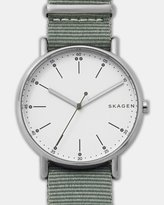 Skagen Signatur Green Analogue Watch