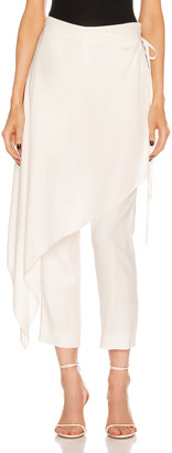 Hellessy Mick Pant in White | FWRD
