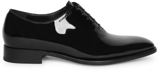 Givenchy Classic Patent Leather Derby Shoes
