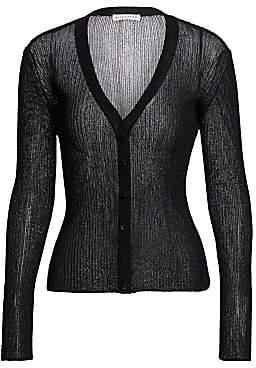 Altuzarra Women's Jackson Lurex Knit Cardigan