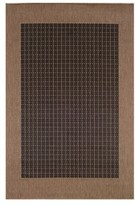 Couristan Checkered Field Indoor/outdoor Rug