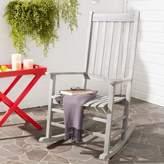 Safavieh Shasta Rocking Chair in Grey Wash