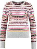 Gap CREW CRAZY FAIRISLE COZY Jumper multicolor