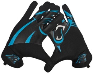 Nike Carolina Panthers Fan Gloves