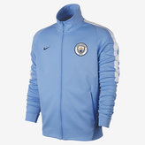 Nike Manchester City FC Franchise Men's Soccer Jacket