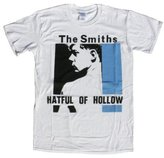 Alternative London Men's The Smiths T-Shirt: Hatful Of Hollow White
